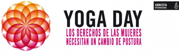 Logotipo del Yoga Day