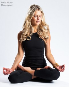 photo of yoga instructor Jessica Klapman