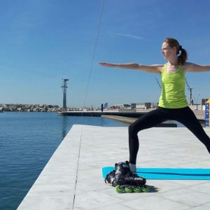 How Yoga can help you if you practice... Inline skating