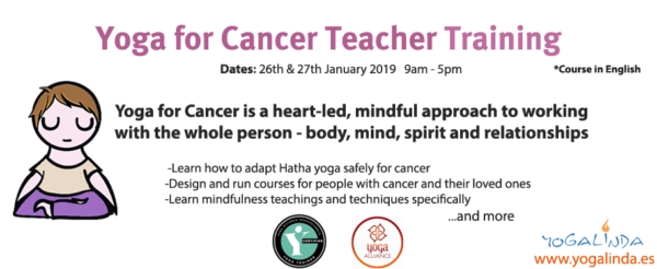 Curso yoga & cancer