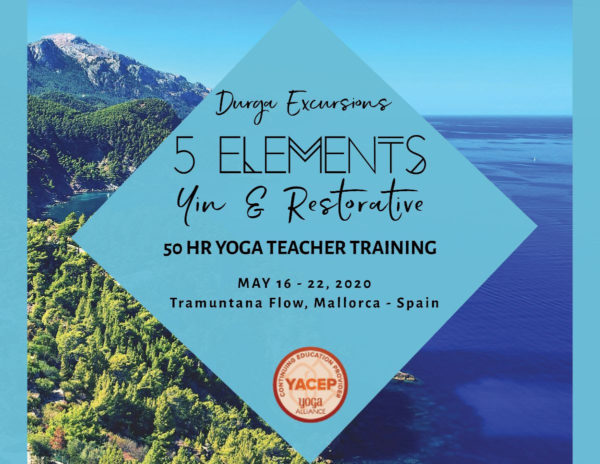 Yin Yoga Training in Mallorca