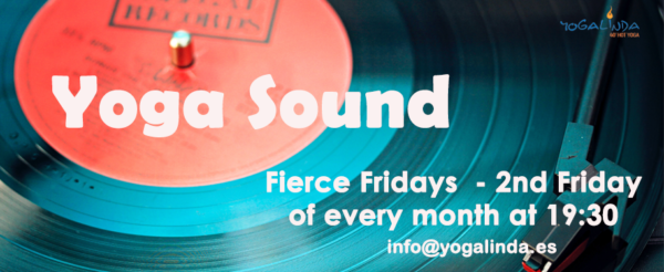 Yoga Sound Fierce Fridays